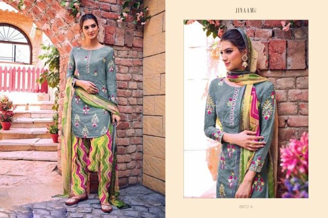 Buy Online Eva Patiyala by Jinaams atr Wholesale Price.
